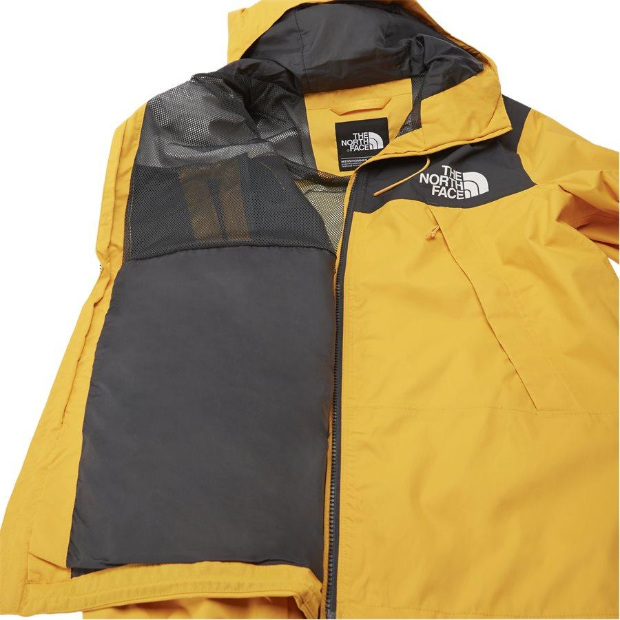1990 MOUNTAIN JACKET - 1990 Mountain Jacket - Jakker - Regular - GUL - 11