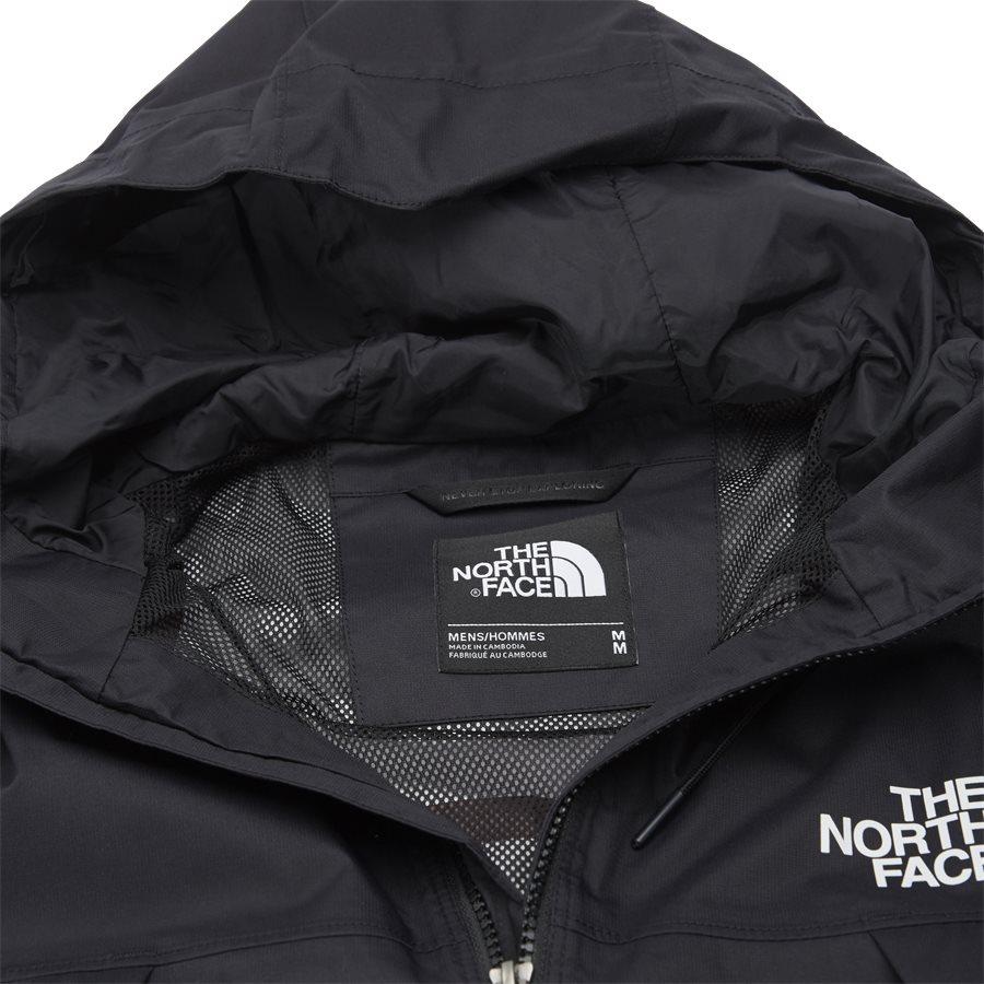 1990 MOUNTAIN JACKET - 1990 Mountain Jacket - Jakker - Regular - SORT - 5