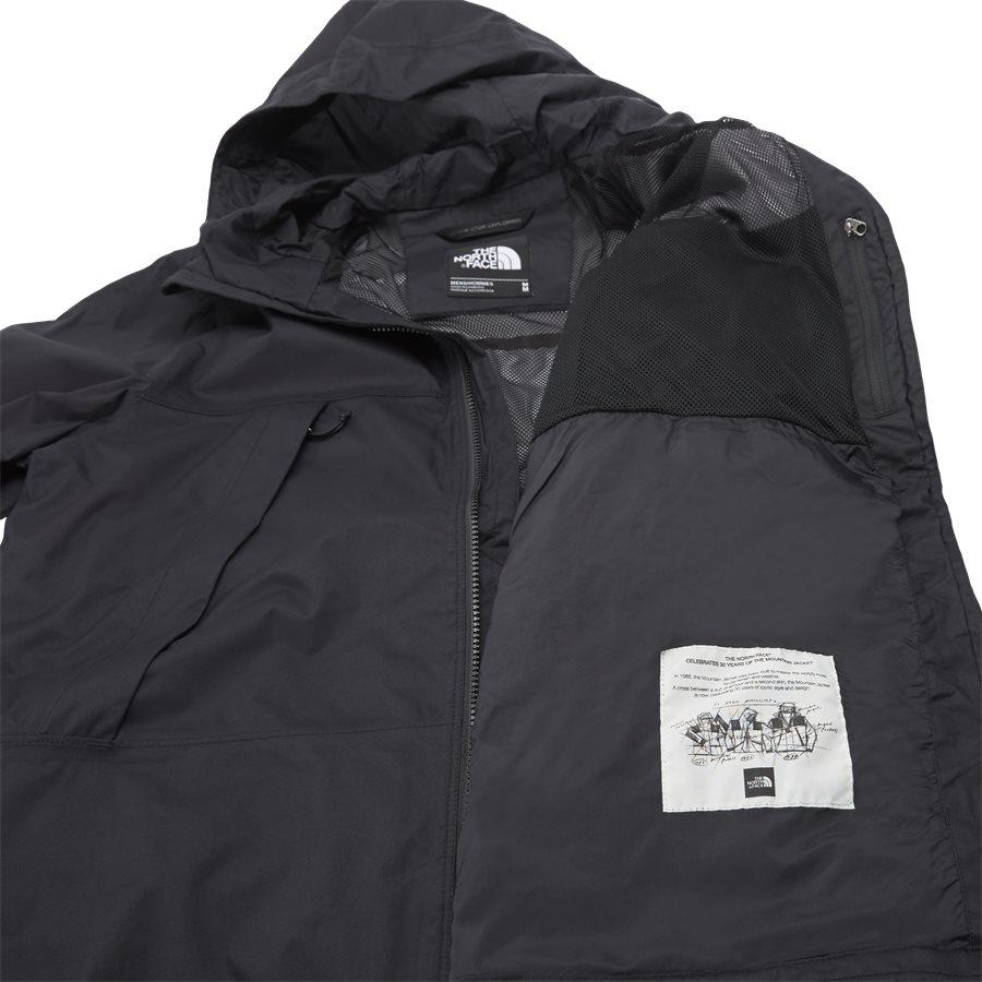 1990 MOUNTAIN JACKET - 1990 Mountain Jacket - Jakker - Regular - SORT - 9