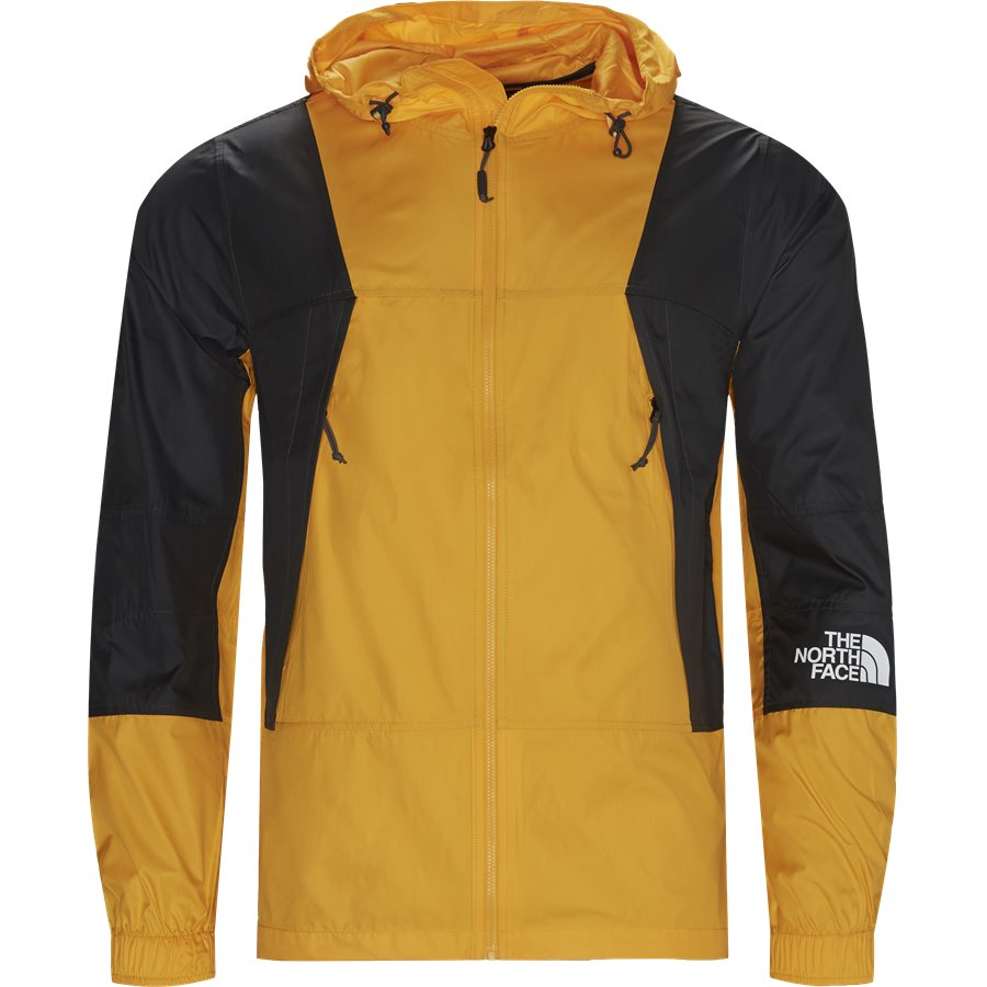 212f83c6 LIGHT JACKET - Light Jacket - Jakker - Regular - GUL - 1