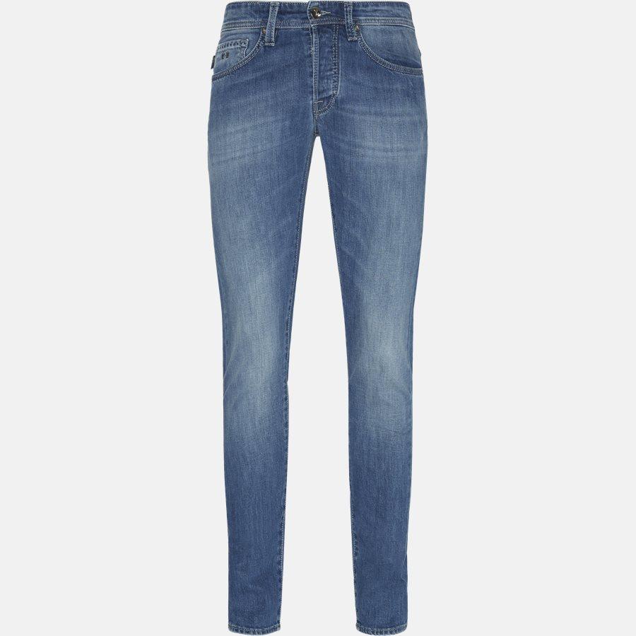 1980 D214S  - Jeans - Slim - DENIM - 1