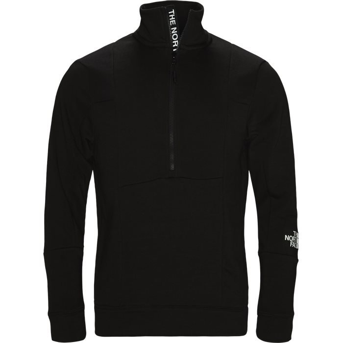 Sweatshirts - Regular - Svart