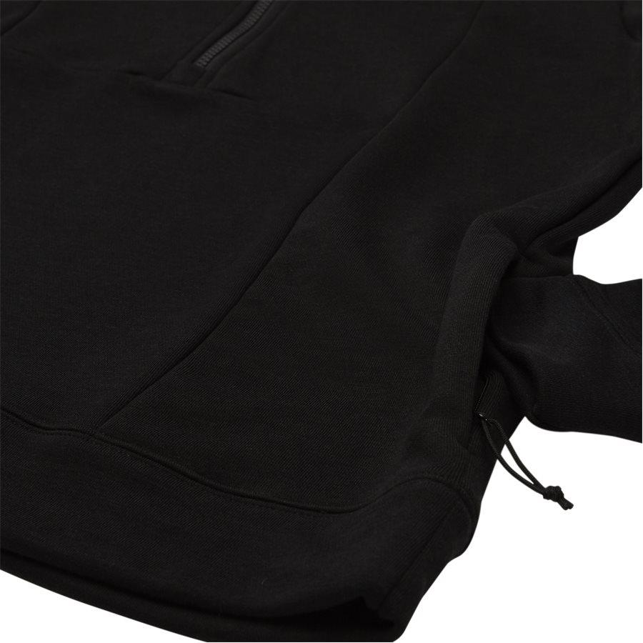 LIGHT 1/4 ZIP - Light 1/4 Zip - Sweatshirts - Regular - SORT - 4