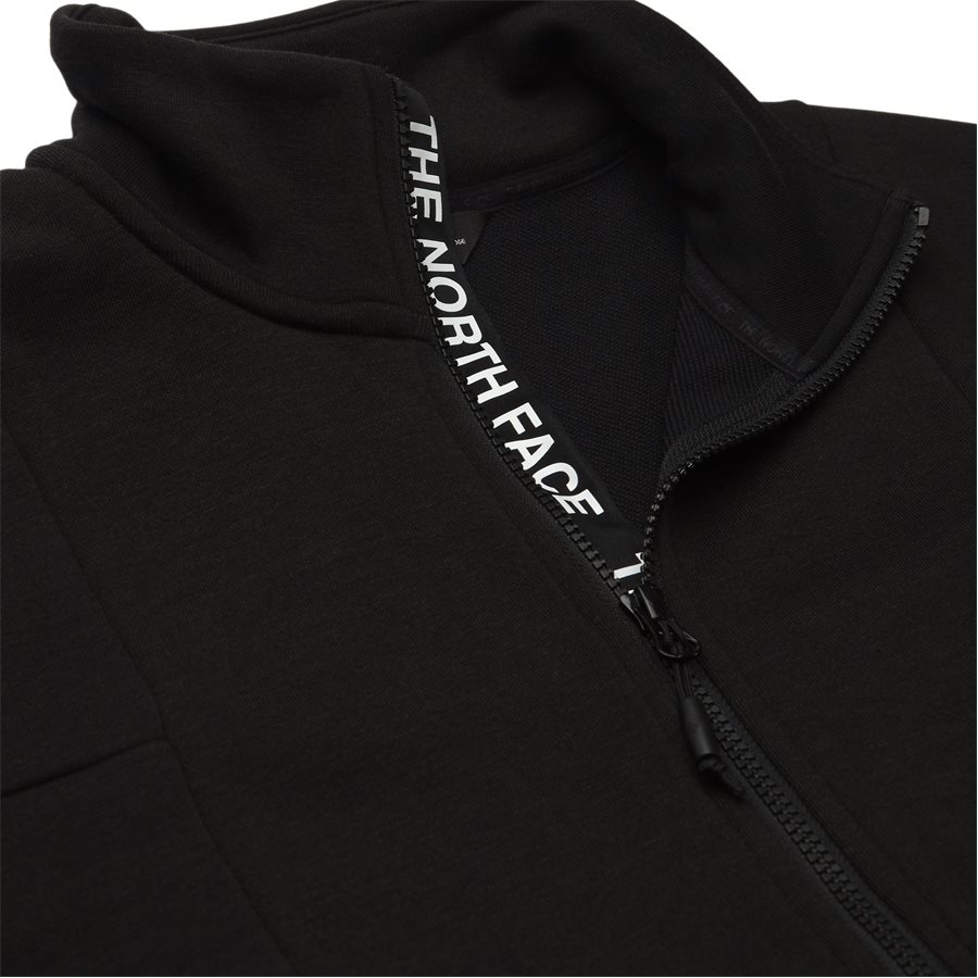 LIGHT 1/4 ZIP - Light 1/4 Zip - Sweatshirts - Regular - SORT - 5