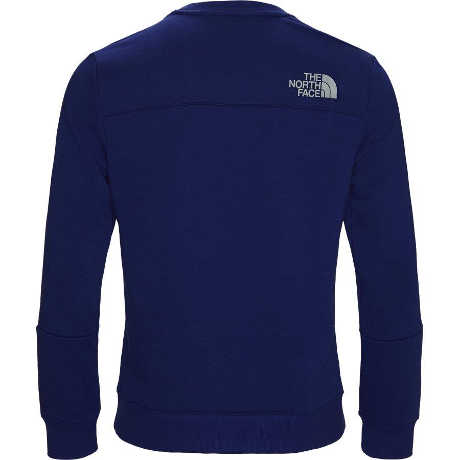 LIGHT CREW. - Light Crew - Sweatshirts - Regular fit - BLÅ - 2