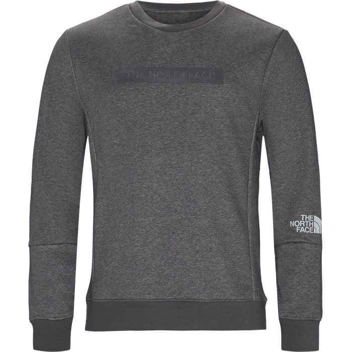 Light Crew - Sweatshirts - Regular fit - Grå