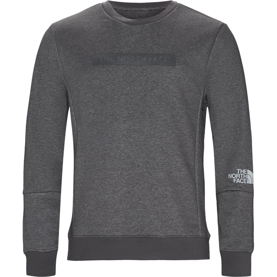 LIGHT CREW. - Light Crew - Sweatshirts - Regular fit - GRÅ - 1