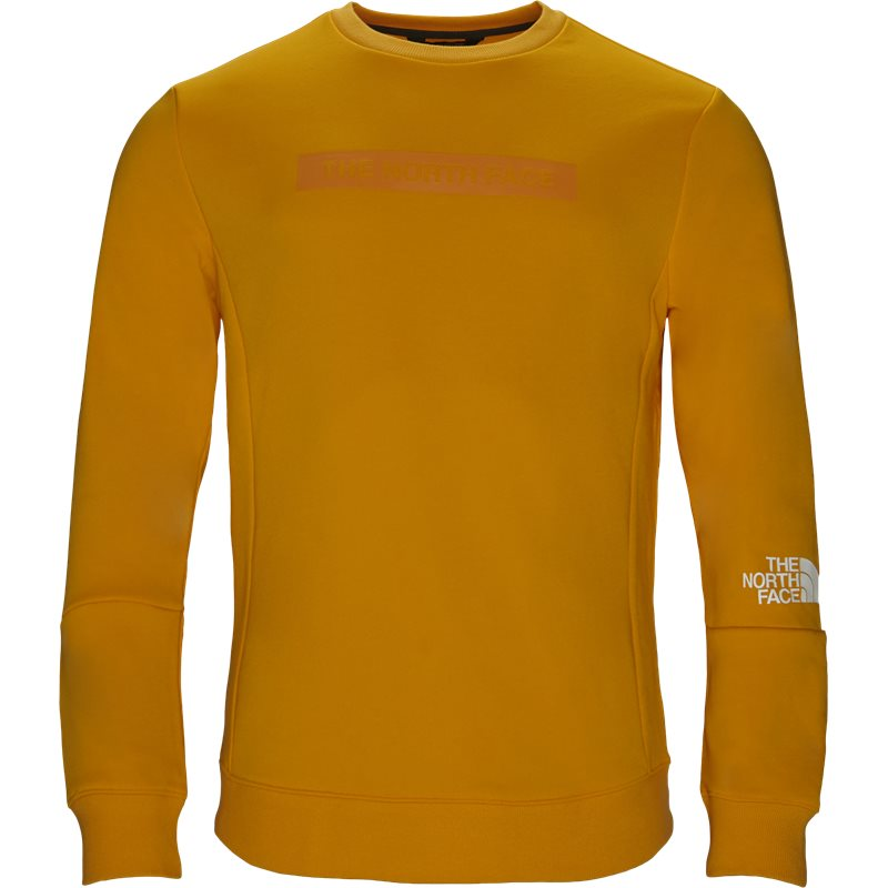 the north face – The north face light crew gul fra quint.dk