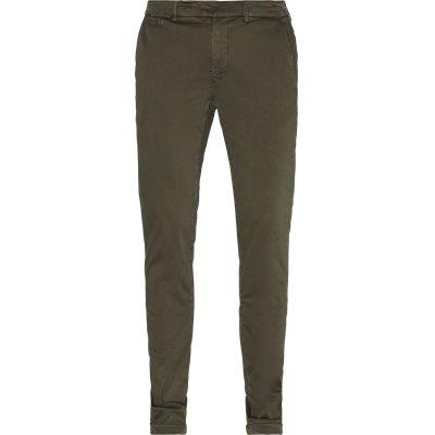Slim fit | Bukser | Army