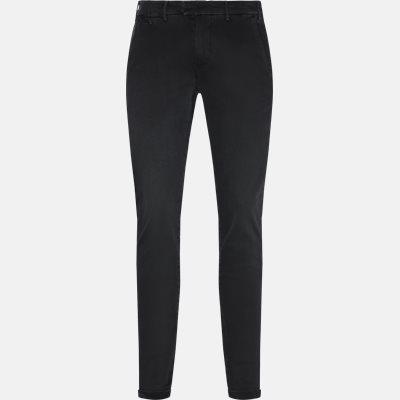 Slim | Bukser | Sort