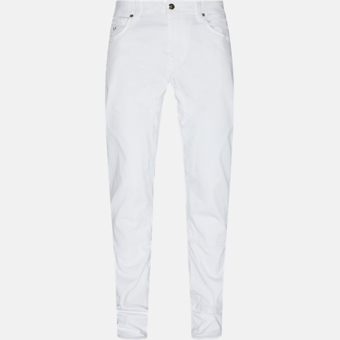 Jeans - White