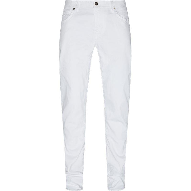 sartoria tramarossa – Sartoria tramarossa g125 leonardo slim 24/7 jeans hvid fra axel.dk