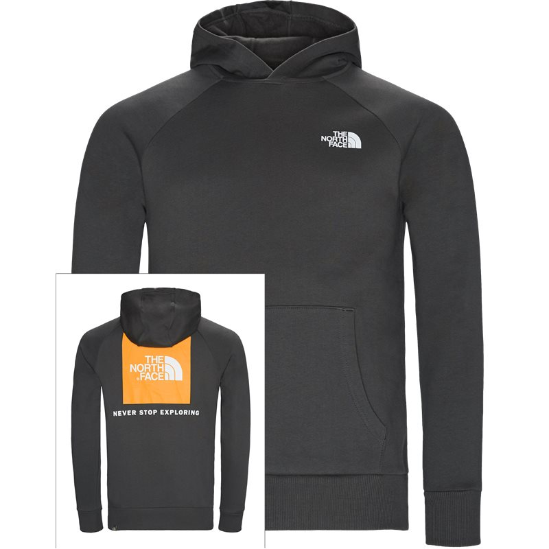 Image of   The North Face Red Box Hoodie Sweatshirts Koks