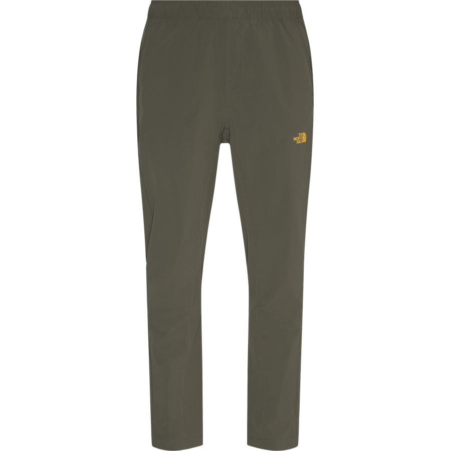 WOVEN PANT - Woven Pant - Bukser - Regular fit - ARMY - 1