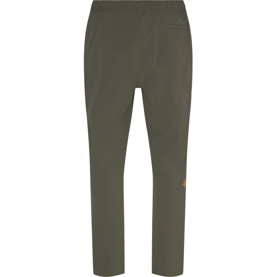 WOVEN PANT - Woven Pant - Bukser - Regular - ARMY - 2