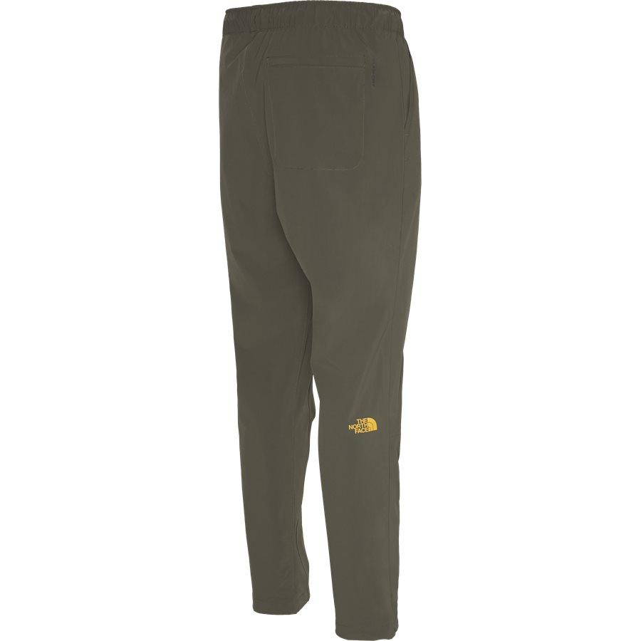 WOVEN PANT - Woven Pant - Bukser - Regular - ARMY - 3