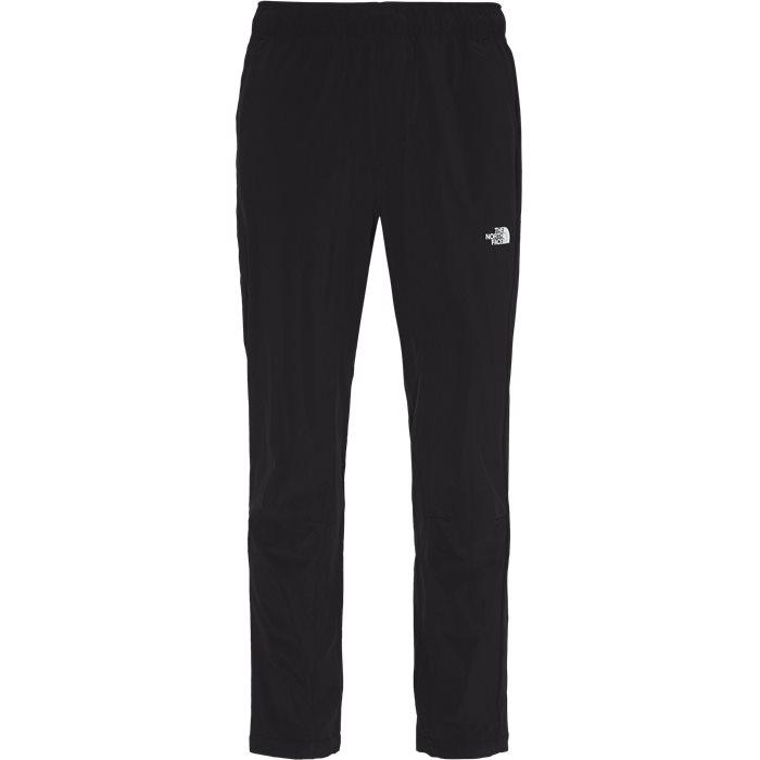 Woven Pant - Bukser - Regular - Sort