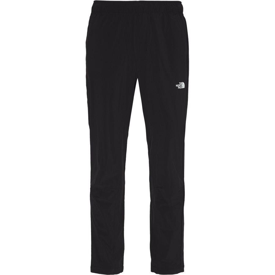 WOVEN PANT - Woven Pant - Bukser - Regular - SORT - 1