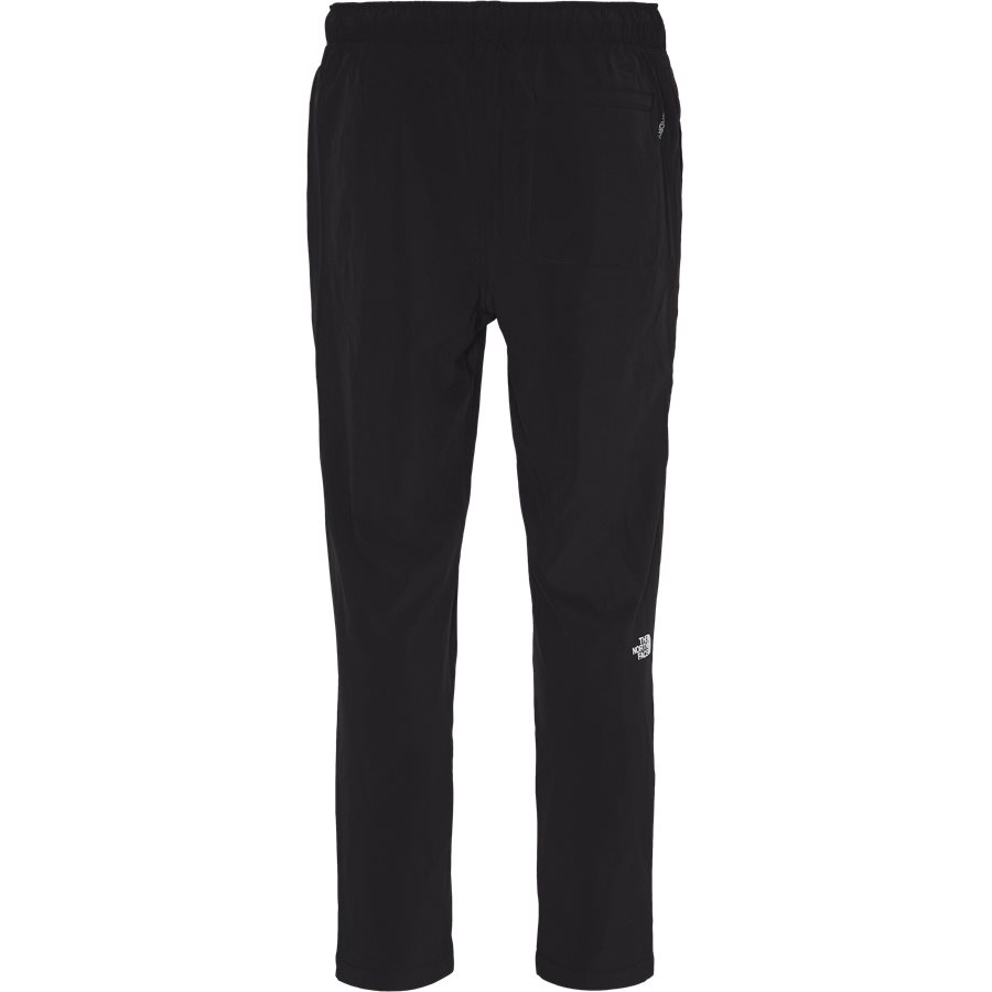 WOVEN PANT - Woven Pant - Bukser - Regular fit - SORT - 2