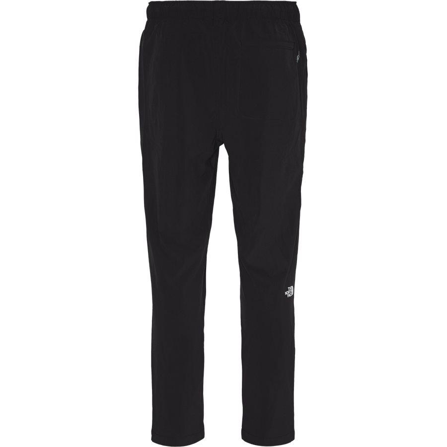 WOVEN PANT - Woven Pant - Bukser - Regular - SORT - 2