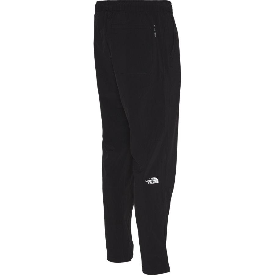 WOVEN PANT - Woven Pant - Bukser - Regular - SORT - 3