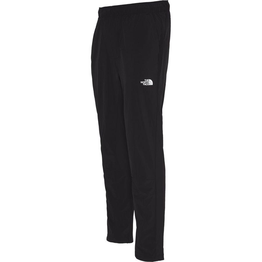 WOVEN PANT - Woven Pant - Bukser - Regular - SORT - 4