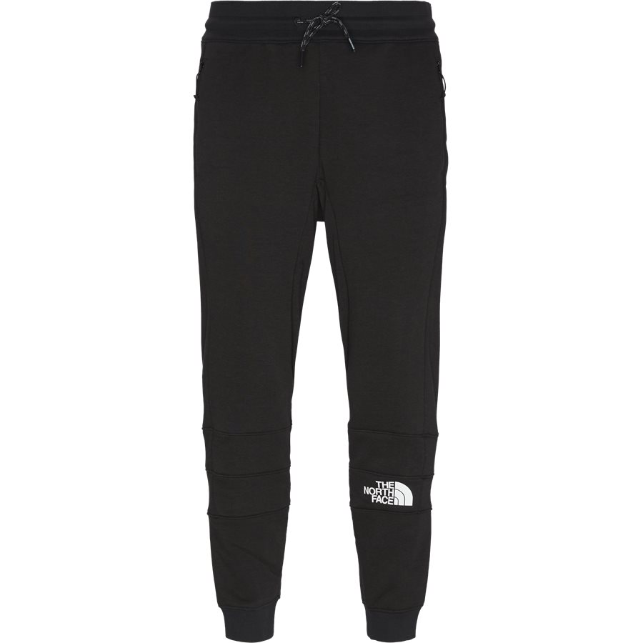 LIGHT PANT - Light Sweatpant  - Bukser - Tapered fit - SORT - 3