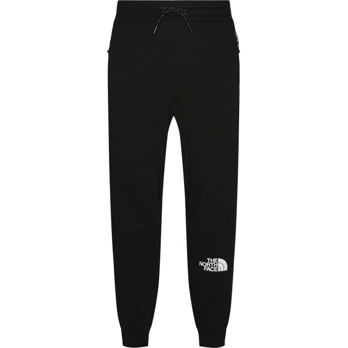 Light Sweatpant  - Bukser - Tapered fit - Sort