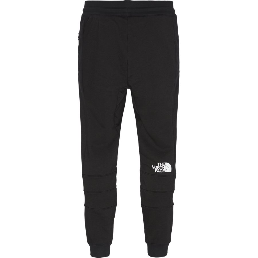 LIGHT PANT - Light Sweatpant  - Bukser - Tapered fit - SORT - 4