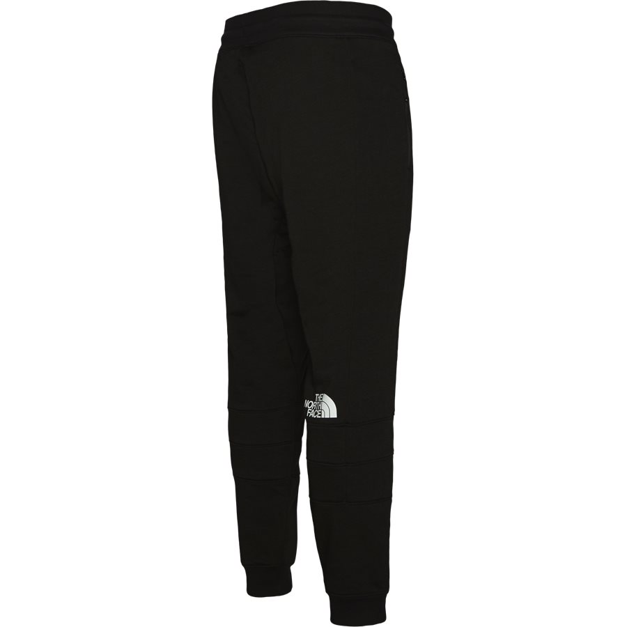 LIGHT PANT - Light Sweatpant  - Bukser - Tapered fit - SORT - 2