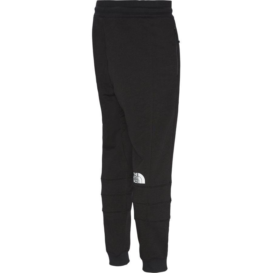 LIGHT PANT - Light Sweatpant  - Bukser - Tapered fit - SORT - 5