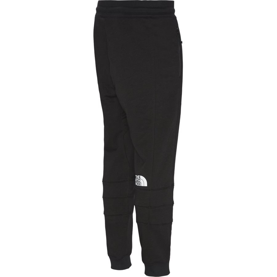 LIGHT PANT - Light Sweatpant  - Bukser - Tapered fit - SORT - 5