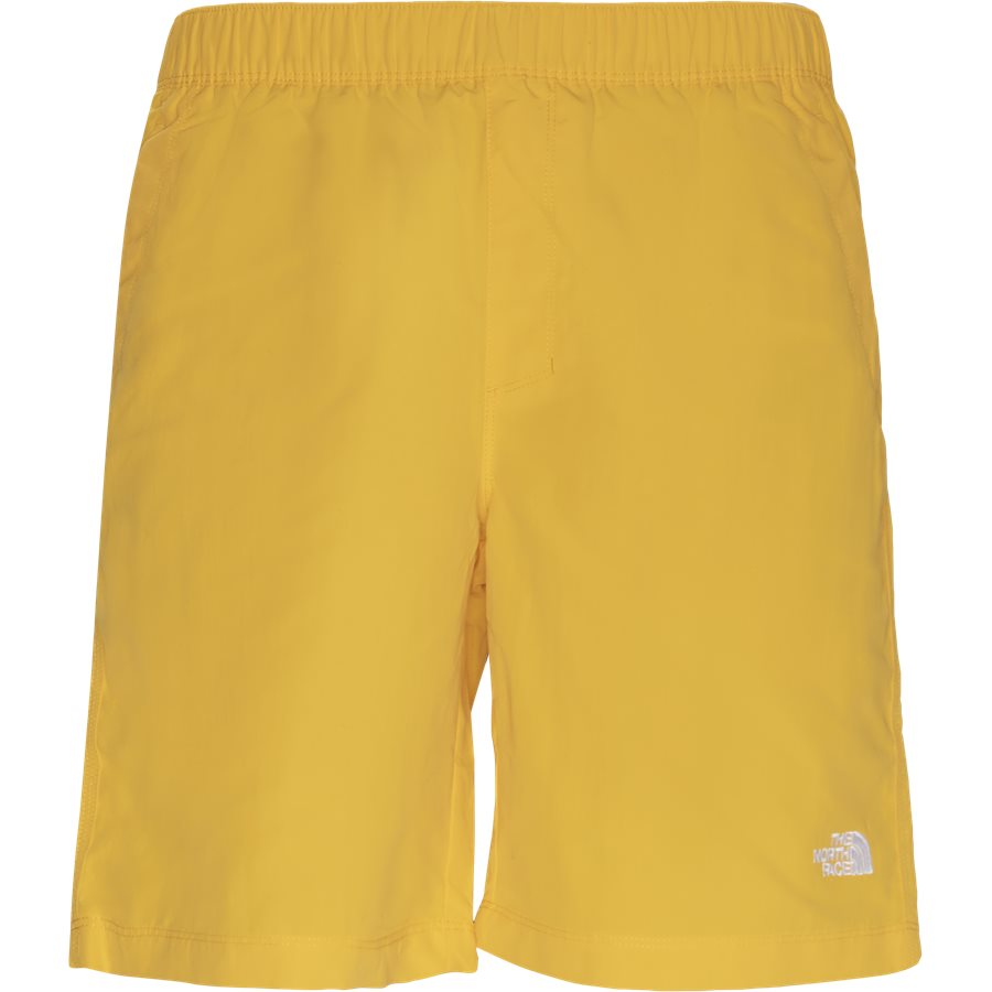 CLASS SHORTS - Class Shorts - Shorts - Regular - GUL - 1