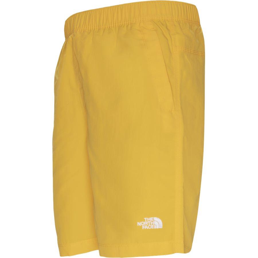 CLASS SHORTS - Class Shorts - Shorts - Regular - GUL - 3
