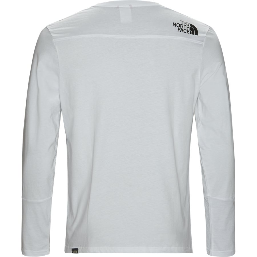 LIGHT LS - Light LS - T-shirts - Regular - HVID - 2