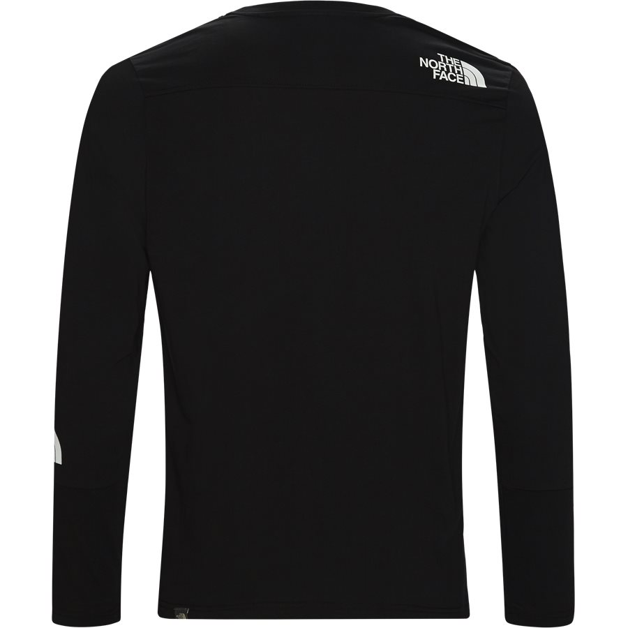 LIGHT LS - T-shirts - SORT - 2