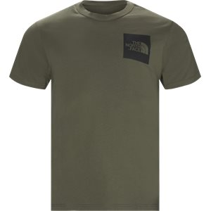 Fine T-shirt Regular | Fine T-shirt | Army