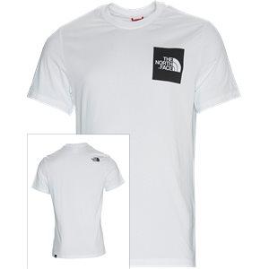 Fine T-shirt Regular | Fine T-shirt | Hvid