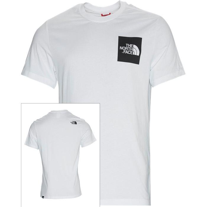 Fine T-shirt - T-shirts - Regular - Hvid