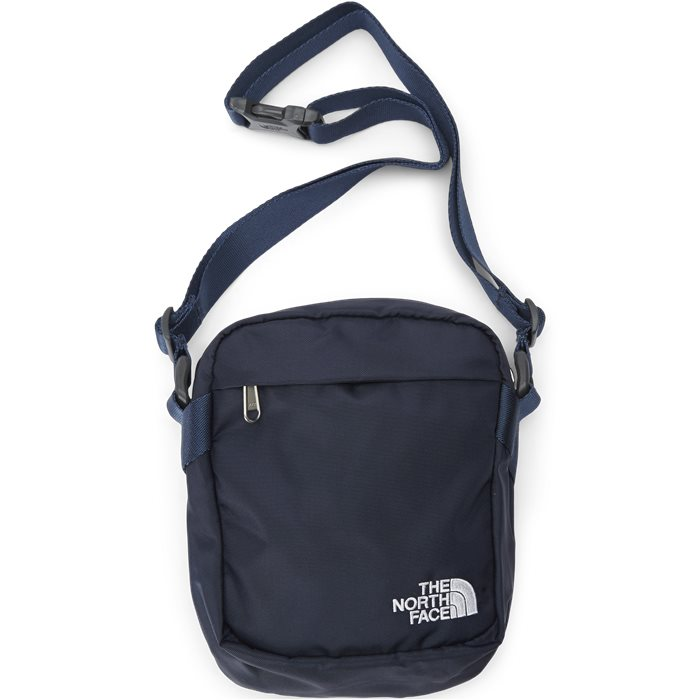 Covertible Shoulder Bag - Tasker - Blå