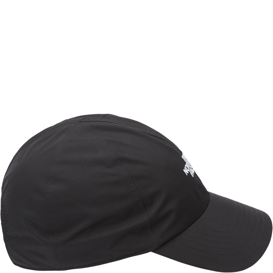 LOGO GORE CAP - Gore-Tex Kasket - Caps - SORT - 4