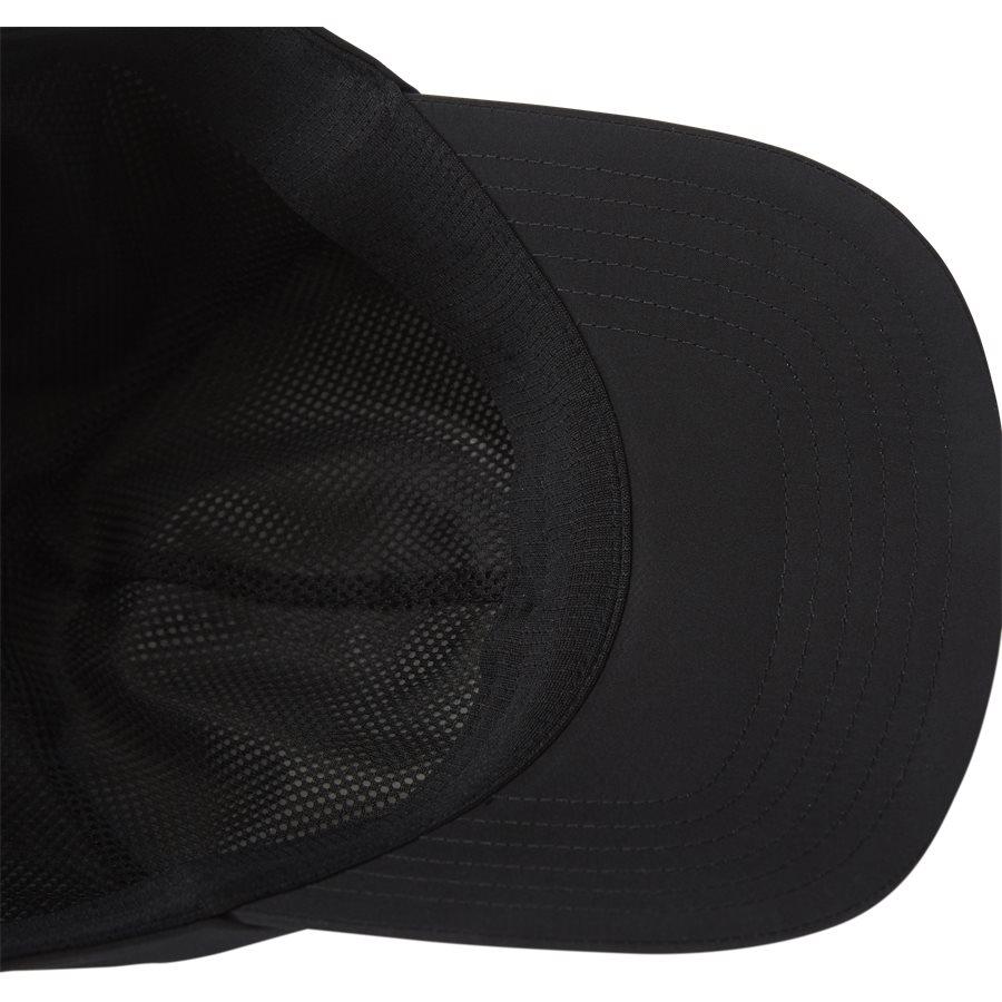 LOGO GORE CAP - Gore-Tex Kasket - Caps - SORT - 6