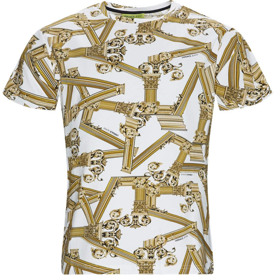 B3GTB7R0 S0503 - B3GTB7R0 T-shirt - T-shirts - Regular - HVID - 1