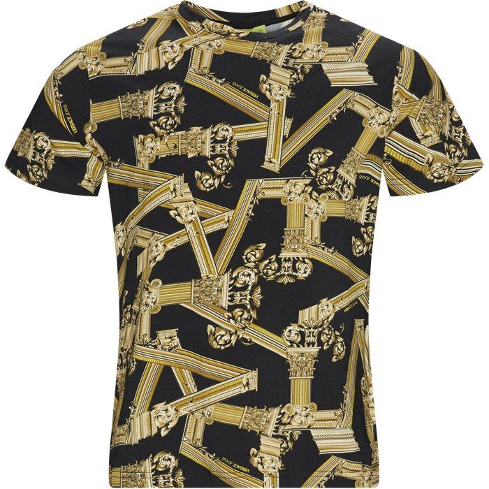 B3GTB7R0 T-shirt - T-shirts - Regular - Sort