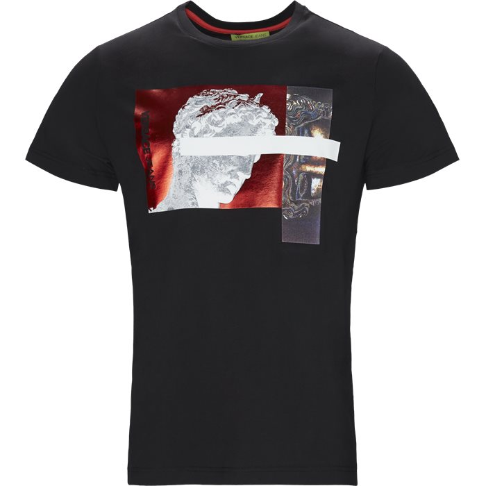 B3GTB72A - T-shirts - Regular fit - Sort
