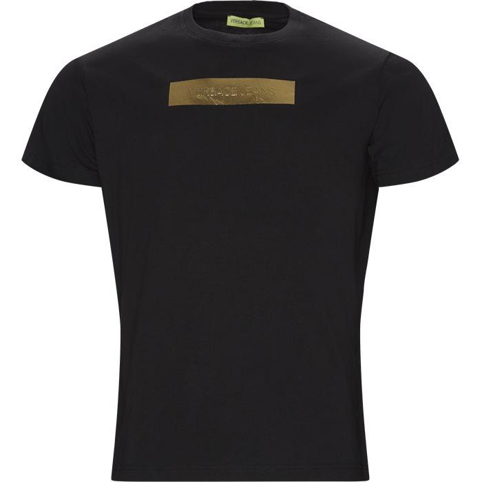 B3GTB7R2 - T-shirts - Regular fit - Sort