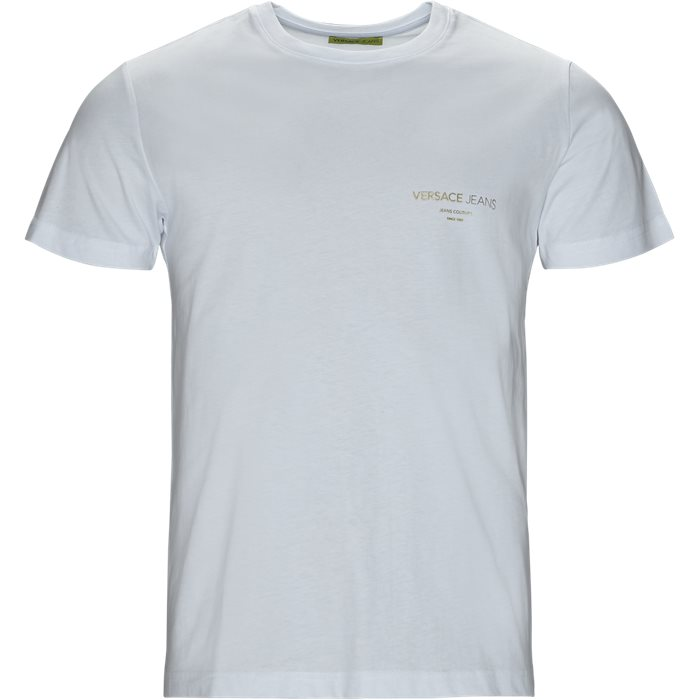 Foil 57 Slim MC T-shirt - T-shirts - Slim - Hvid