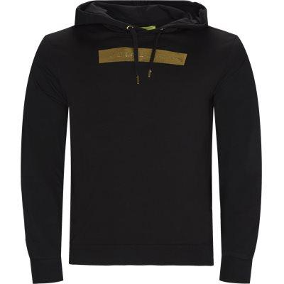 Fleece Light Stretch Sweatshirt Regular | Fleece Light Stretch Sweatshirt | Sort