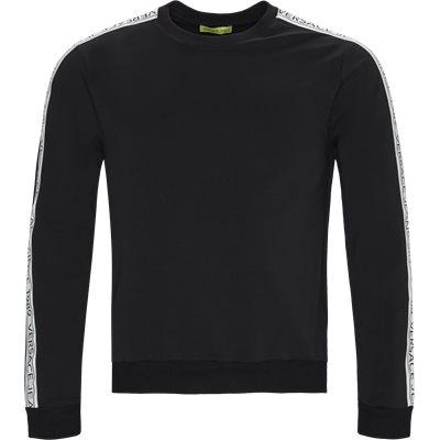 B7GTB7F9 Crewneck Sweatshirt Regular | B7GTB7F9 Crewneck Sweatshirt | Sort