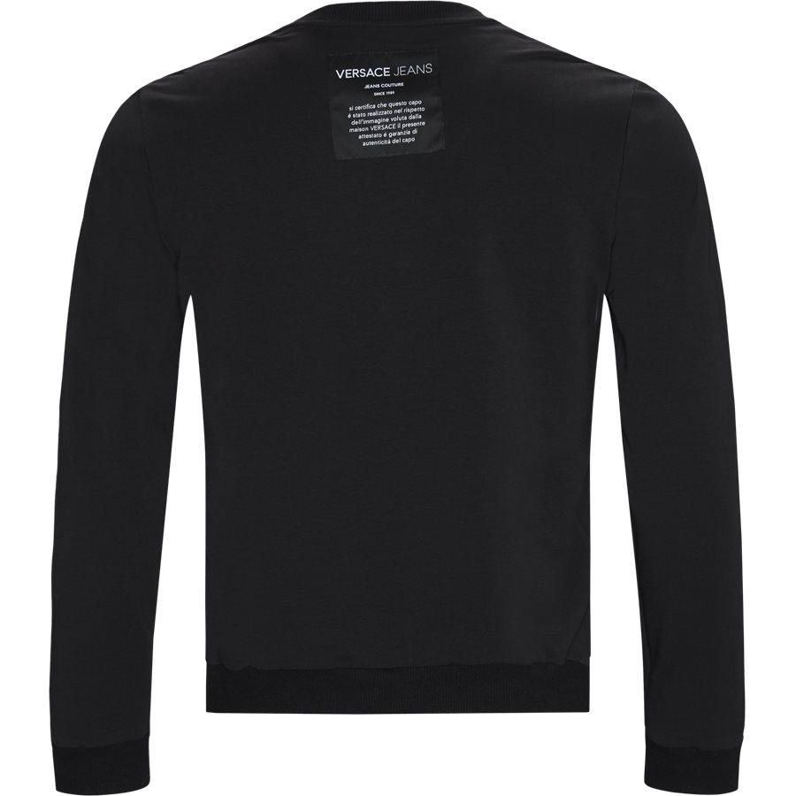 B7GTB7F9 13850 - B7GTB7F9 Crewneck Sweatshirt - Sweatshirts - Regular - SORT - 2